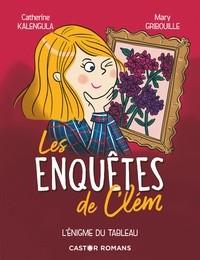 """Afficher """"Les Enquêtes de Clém n° 2 L'Enigme du tableau"""""""
