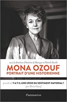 """Afficher """"Mona Ozouf : portrait d'une historienne"""""""