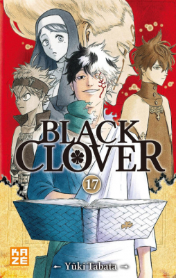 "Afficher ""Black Clover n° 17 Le royaume en péril : Black clover, 17"""