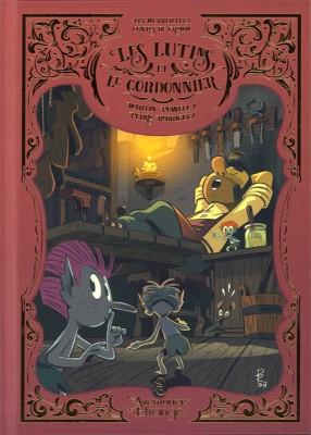 """Afficher """"Les merveilleux contes de GrimmLes lutins et le cordonnier"""""""