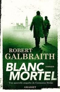 vignette de 'Blanc mortel (Robert Galbraith)'