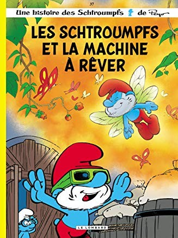"""<a href=""""/node/182685"""">Les Schtroumpfs et la machine à rêver</a>"""