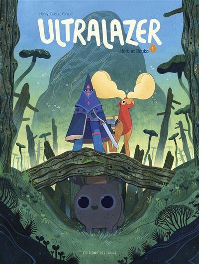 Ultralazer n° 1 Horb et Bouko