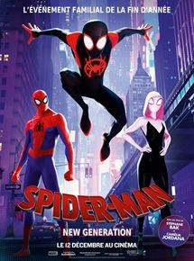 "Afficher ""Spider-Man : New Generation"""