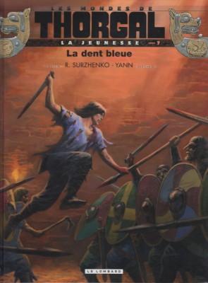 """Afficher """"La Jeunesse - Les Mondes de Thorgal n° 7 La Dent bleue"""""""