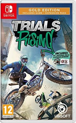 "Afficher ""TRIALS RISING édition gold"""