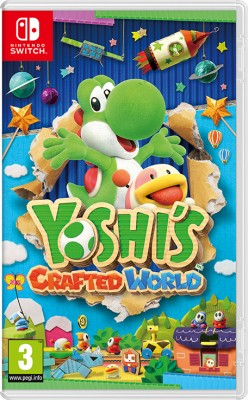 "Afficher ""YOSHI'S Crafted world"""