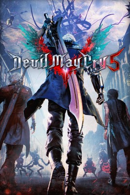 """Afficher """"DEVIL MAY CRY 5"""""""