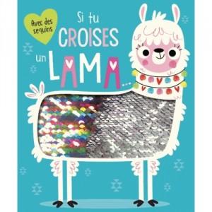 vignette de 'Si tu croises un lama... (Stuart Lynch)'