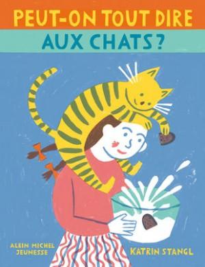 """Afficher """"Peut-on tout dire aux chats ?"""""""