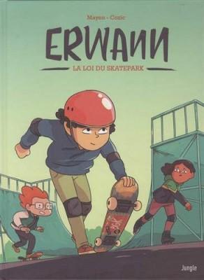 vignette de 'Erwann (Cédric Mayen)'