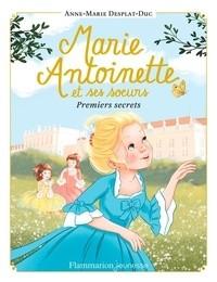 """Afficher """"Marie-Antoinette et ses soeurs n° 1 Premiers secrets"""""""