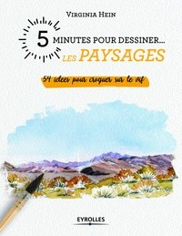"""Afficher """"5 minutes pour dessiner... les paysages"""""""