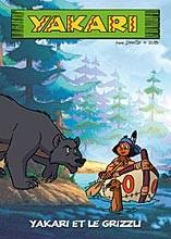 "Afficher ""Yakari Yakari et le grizzly"""