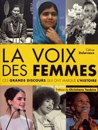 vignette de 'Voix des femmes (La) (Céline Delavaux)'