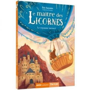 """Afficher """"Maître des licornes (Le) n° 4 Royaume menacé (Le)"""""""