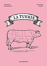 vignette de 'La tuerie (Laurent Galandon)'