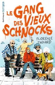 """Afficher """"Le Gang des vieux schnocks"""""""