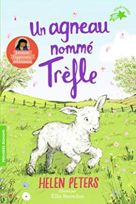 """Afficher """"Jasmine l'apprentie vétérinaire n° 3 Un Agneau nommé Trèfle"""""""