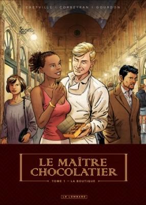 """Afficher """"Le Maître chocolatier n° 01 La Boutique"""""""