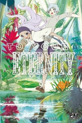 "Afficher ""To your eternity n° 9"""
