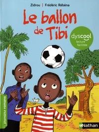 """Afficher """"Le ballon de Tibi"""""""