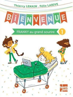 "Afficher ""Bienvenue n° 1 Franky au grand sourire"""