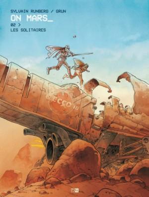 "Afficher ""On Mars n° 2"""