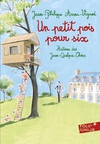 """Afficher """"Histoires des Jean-Quelque-Chose Un petit pois pour six"""""""