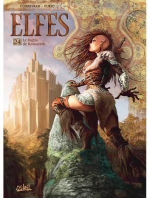 "Afficher ""Elfes n° 24 Le Bagne de Komoorth"""