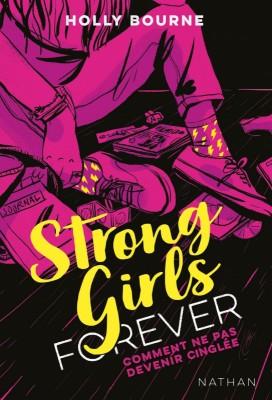 "Afficher ""Strong girls forever n° 1 Comment ne pas devenir cinglée"""