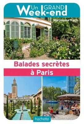 """Afficher """"Balades secrètes à Paris"""""""