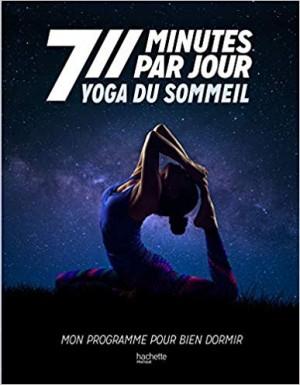 """Afficher """"7 minutes par jour yoga du sommeil"""""""