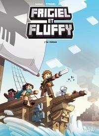 """Afficher """"Frigiel et Fluffy (BD) n° 5 L'île perdue"""""""