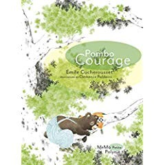 """Afficher """"Pombo courage"""""""