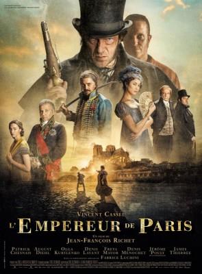 """Afficher """"L'Empereur de Paris"""""""