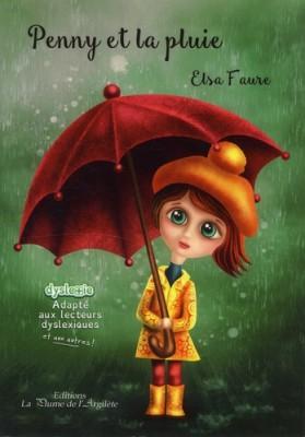 Couverture de Penny et la pluie DYS