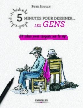 """Afficher """"5 minutes pour dessiner les gens"""""""