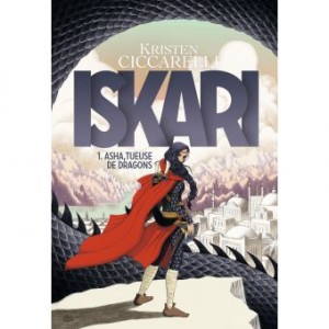 "Afficher ""Iskari n° 1 Asha, tueuse de dragons"""