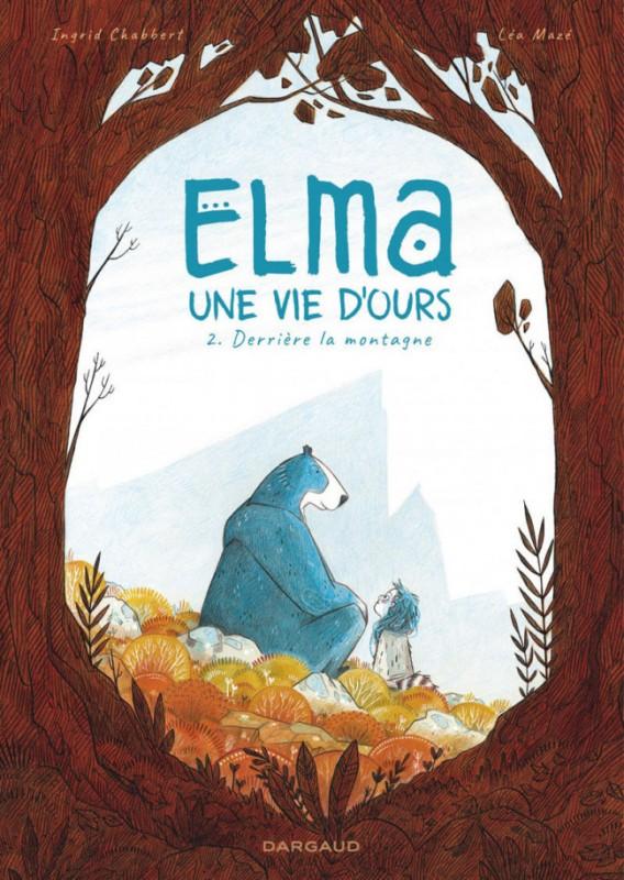 Elma, une vie d'ours n° 02 Derrière la montagne