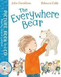 "Afficher ""The everywhere bear livre"""