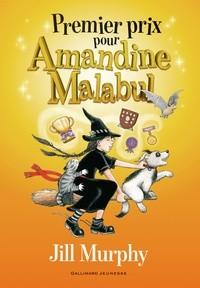"Afficher ""Amandine Malabul Premier prix pour Amandine Malabul"""
