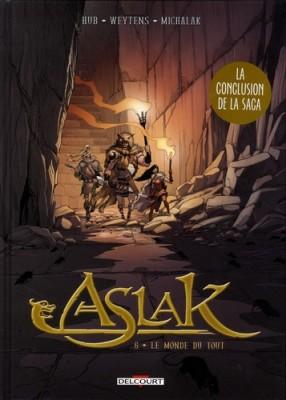 """Afficher """"Aslak n° 6 Le monde du tout"""""""