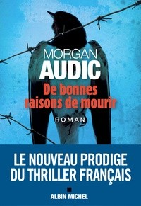 vignette de 'De bonnes raisons de mourir (Morgan 1980-.... Audic)'