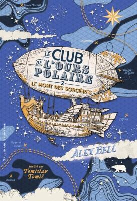 """Afficher """"Le Club de l'Ours Polaire - série en cours n° 2 Le Mont des Sorcières"""""""