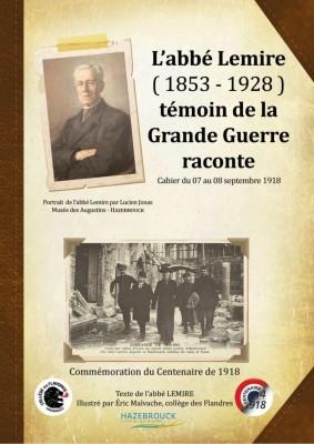 """Afficher """"L'Abbé Lemire, témoin de la Grande Guerre raconte"""""""