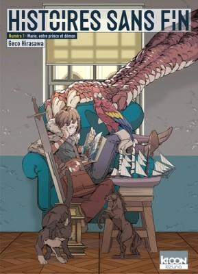 vignette de 'Histoires sans fin n° 1<br /> Marie, entre prince et démon : Histoires sans fin, 1 (Geco Hirasawa)'
