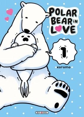 "Afficher ""Polar Bear in love n° 1"""