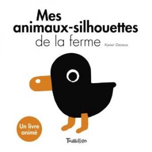 """Afficher """"Mes animaux-silhouettes de la ferme"""""""
