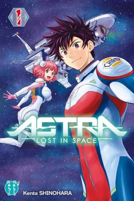 "Afficher ""Astra, lost in space n° 1 Planet camp"""